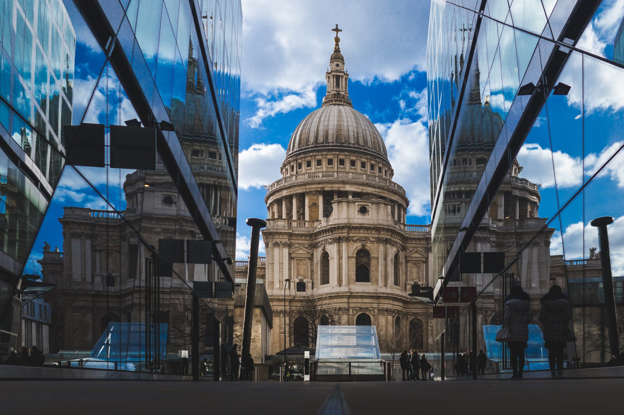Stadtteile London - St. Paul's Cathedral