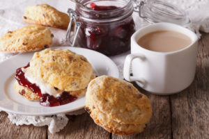 Scones and Cream Tea