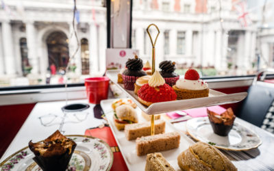 Time for Tea – Die Tradition des britischen Afternoon Tea